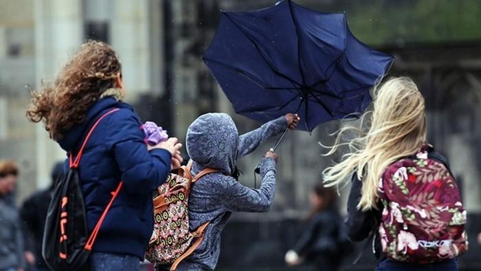 В Украину идет циклон Ксеркс с ливнями и мокрым снегом