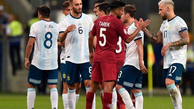 Копа Америка: Аргентина вышла в 1/4 финала, Парагвай сохранил шансы на выход из группы