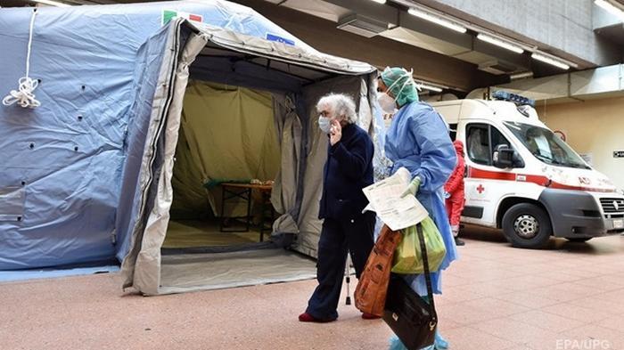 В Италии самое низкое количество смертей от COVID за сутки c середины марта