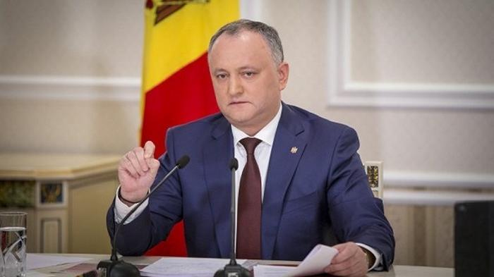 Президент Молдовы ушел на самоизоляцию после поездки в Россию