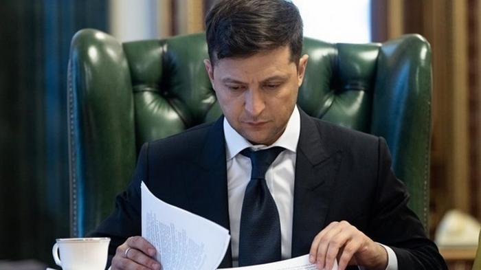 Зеленский назначил ответственных за реформы