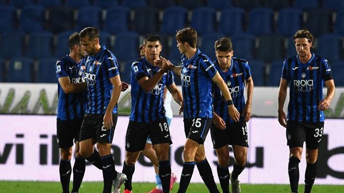 Малиновский забил роскошный гол в ворота Лацио