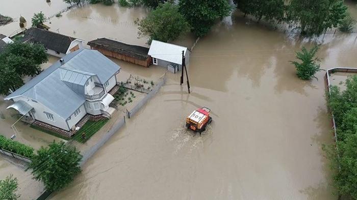 Эксперт назвала причины наводнения на Западной Украине