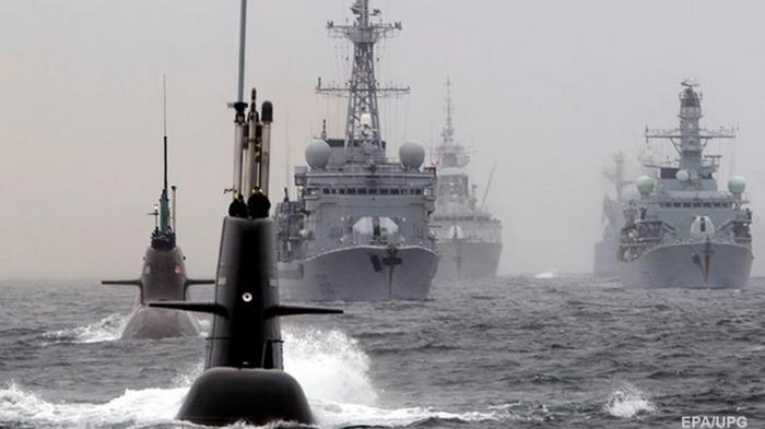 Военно-морские учения НАТО стартуют на севере Атлантики