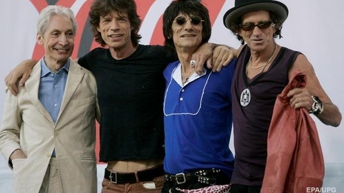 The Rolling Stones запретила Трампу использовать ее песни на митингах