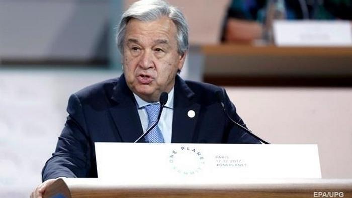 Генсек ООН предложил миру Новый глобальный договор