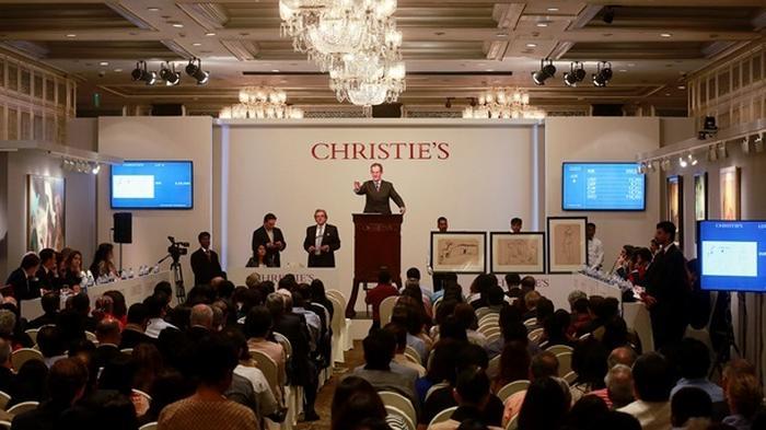 Картину Роя Лихтенштейна продали на аукционе Christie's за $46 млн