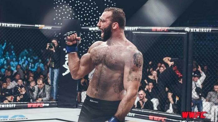 Долидзе уничтожил российского соперника на UFC Fight Night 172