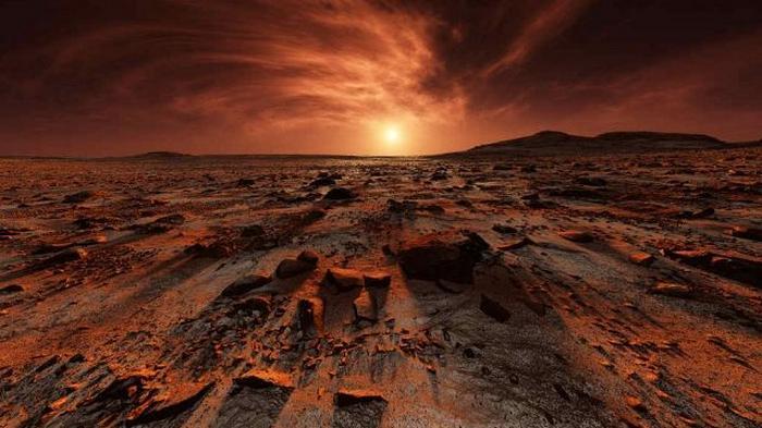 Ошеломительное зрелище: Марс показали в сверхвысоком разрешении 4K – видео