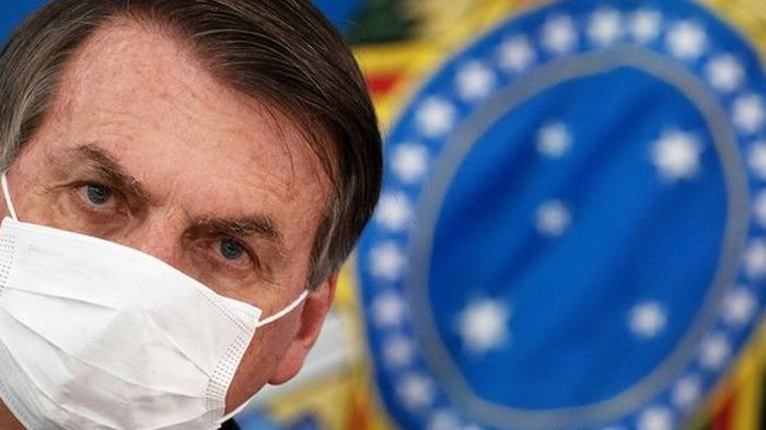 У президента Бразилии в легких обнаружили плесень