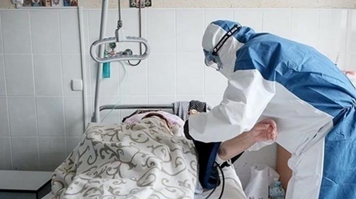 COVID-больницы в Украине стремительно заполняются