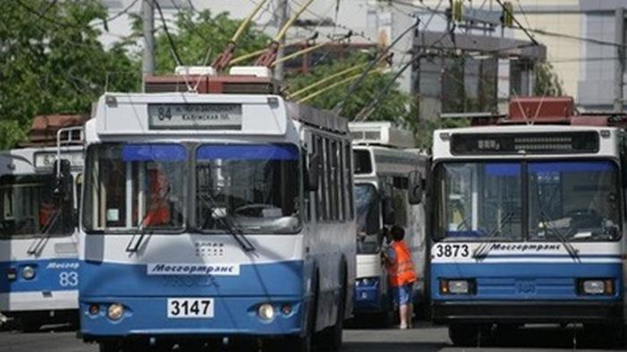 Москва отказалась от троллейбусов