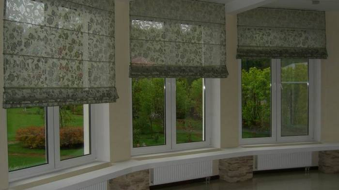 Рулонные шторы: разновидности, особенности ухода