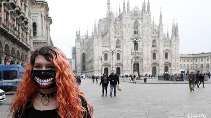 В Италии участились нападения на копов за контроль масочного режима