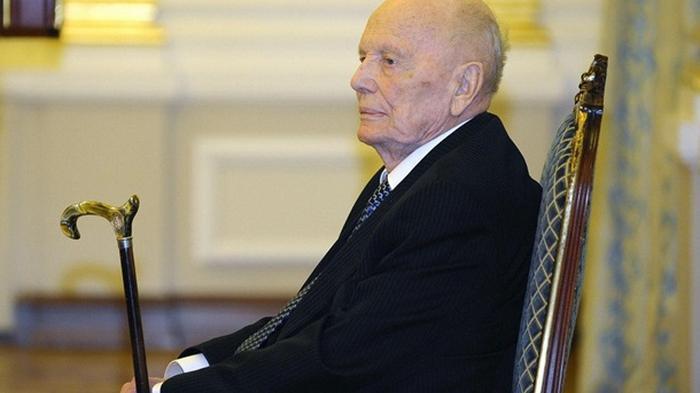 На 102-ом году жизни умер Борис Патон