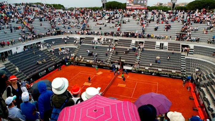 Турнир в Риме пройдет без зрителей