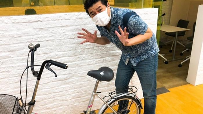 Японец разработал противоугонные стикеры для велосипедов