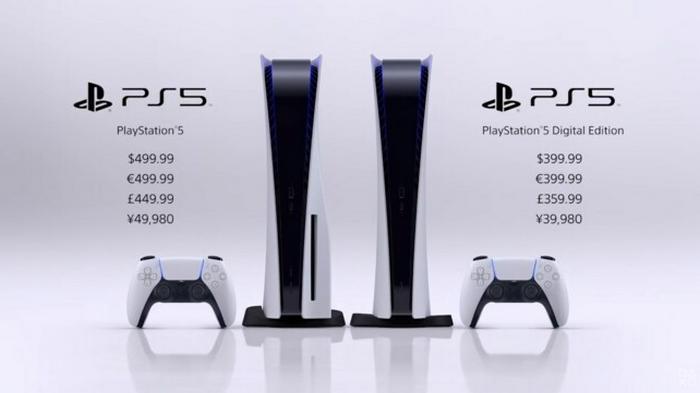 Sony озвучила цены и дату выхода PlayStation 5 в Украине (видео)