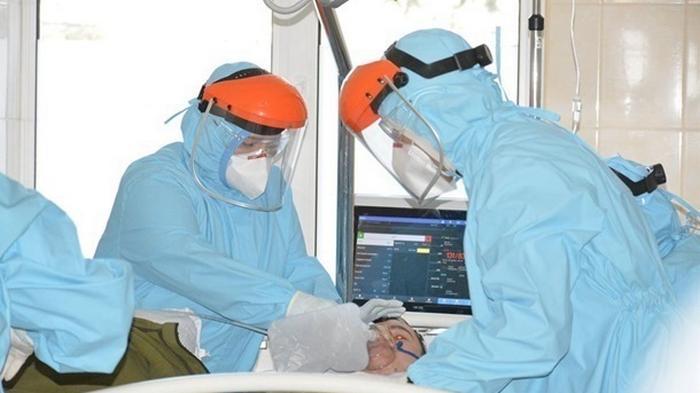 В Украине более 3200 новых заражений коронавирусом