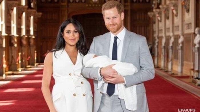 Гарри и Маркл рассказали, почему назвали сына Арчи