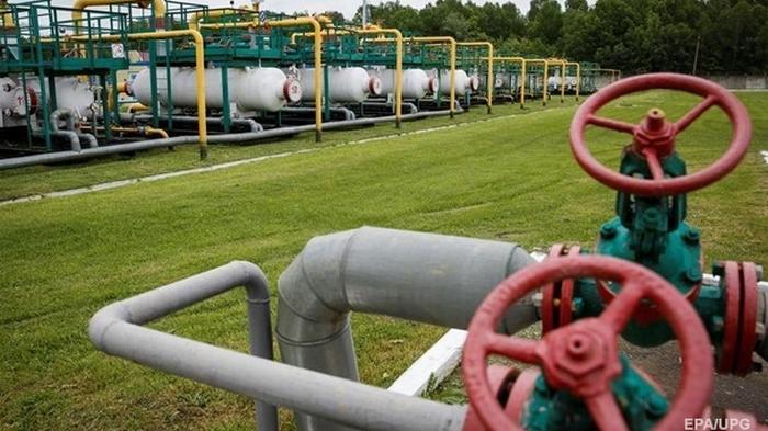 Молдова согласилась хранить газ в Украине