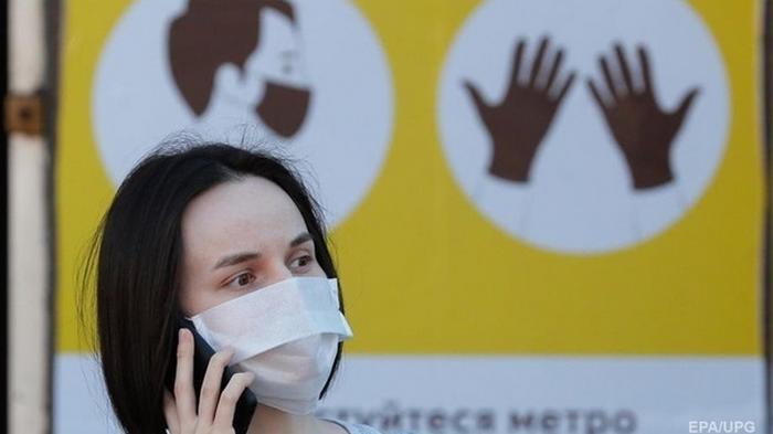 В Киеве спад коронавируса после выходных