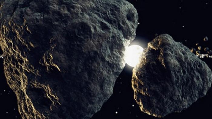 Онлайн-экскурсия от NASA. На астероиде Бенну обнаружили следы потоков воды: видео