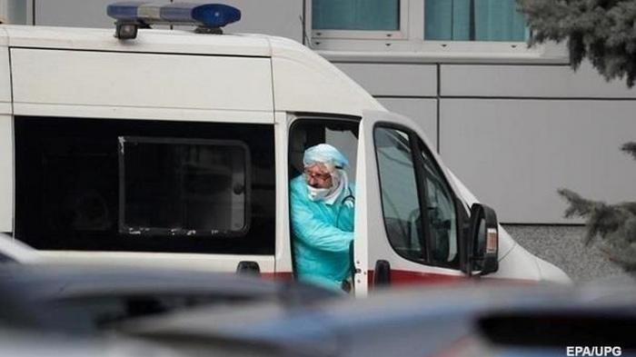 В Киеве более 400 случаев COVID-19 за сутки