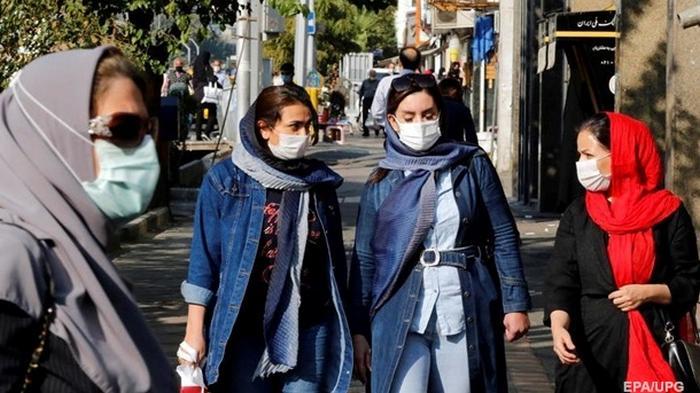 В Иране резкий скачок смертности от COVID-19