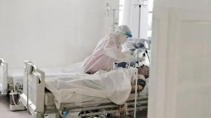 В ковид-больницах находятся 23 тысячи больных