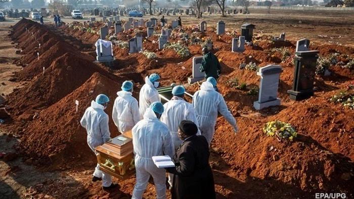 В ЕС резко выросла смертность от COVID - ВОЗ