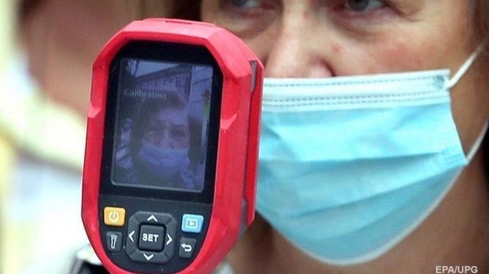 В Украине больше 6 тысяч новых случаев COVID-19