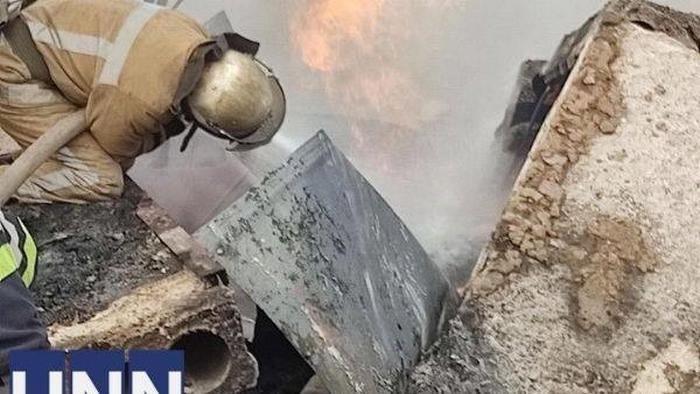 На Харьковщине взорвалась газовая подстанция (фото)