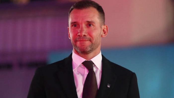 Шевченко рассказал, как ему достался седьмой номер в Милане
