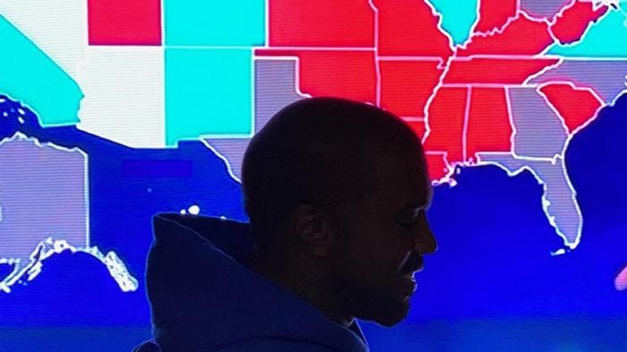 Канье Уэст вновь будет баллотироваться в президенты США