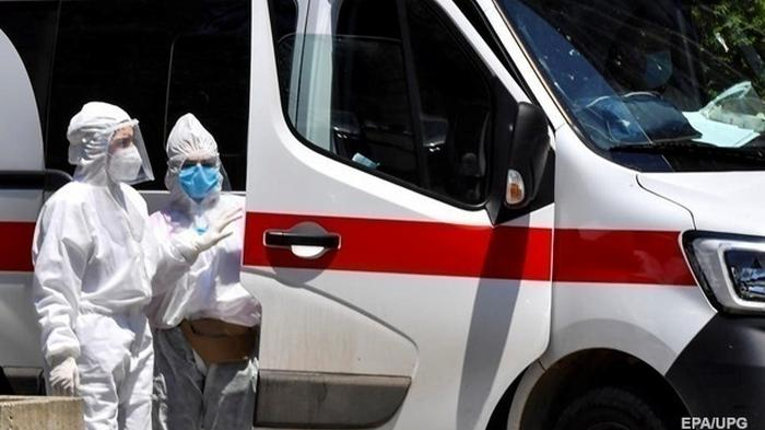 В Киеве почти 800 случаев COVID за сутки