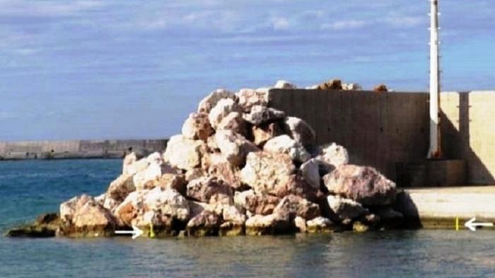 Греческий остров из-за землетрясения поднялся на 20 см