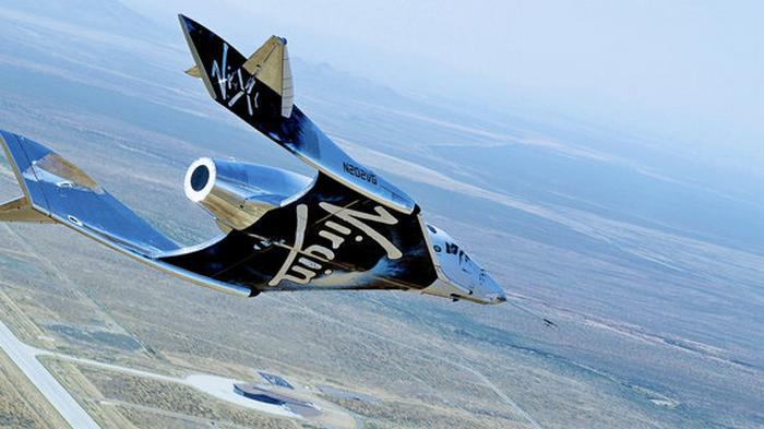 Virgin Galactic начинает продажу билетов на полеты в космос