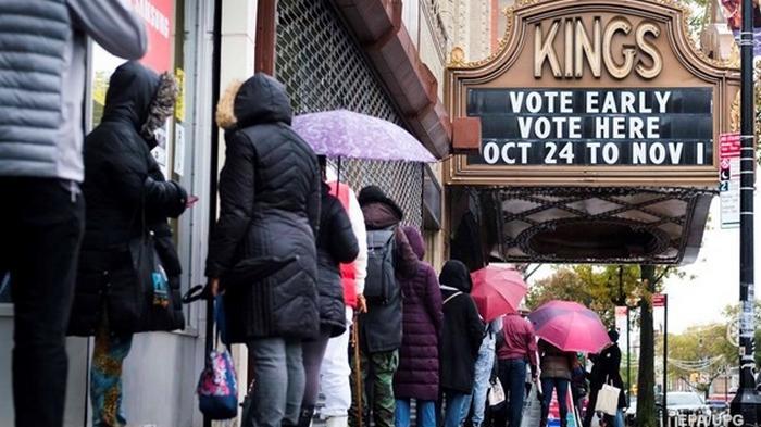 Выборы в США: Опросы отдают победу Байдену