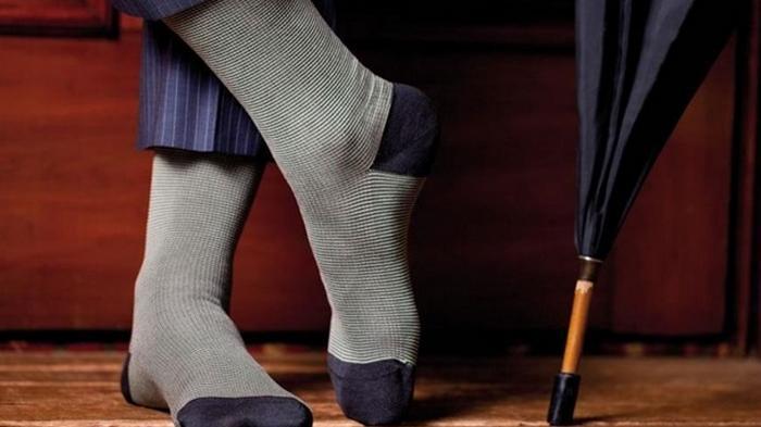 Создано блокирующее плохой запах покрытие для носков