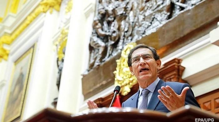 В Перу президенту объявили импичмент