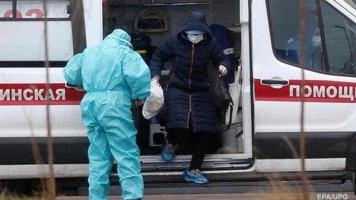 В РФ рекордная суточная смертность от COVID-19