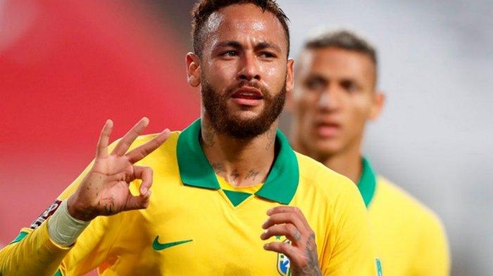 Неймар покинул расположение сборной Бразилии