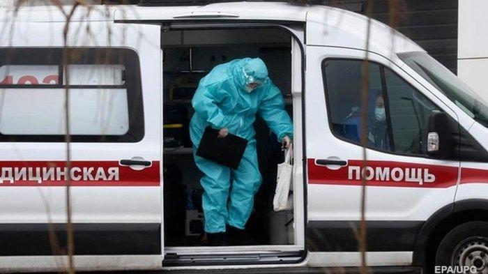 В России два дня подряд рекордная смертность от COVID-19