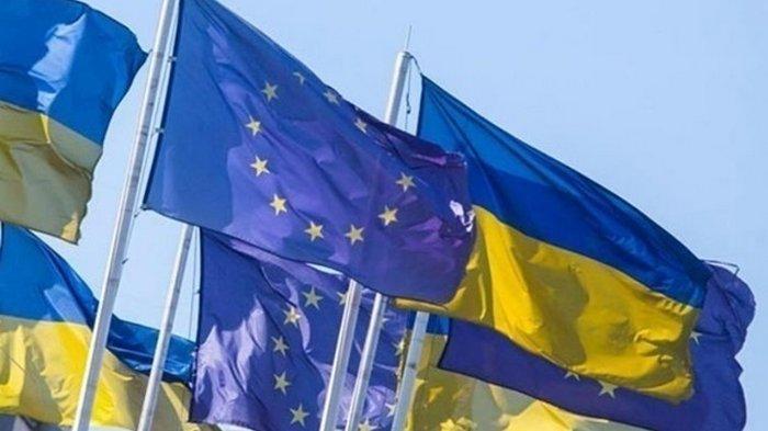 Украина за шесть лет получила от ЕС €16,5 млрд