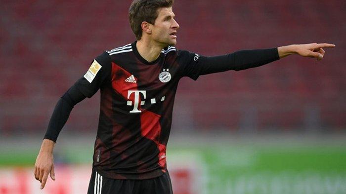 Мюллер вошел в топ-10 лучших бомбардиров в истории Лиги чемпионов