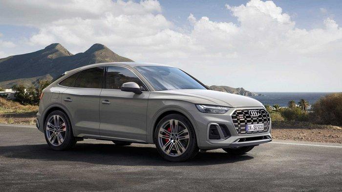 Audi показала внедорожник SQ5 Sportback с дизельным мотором