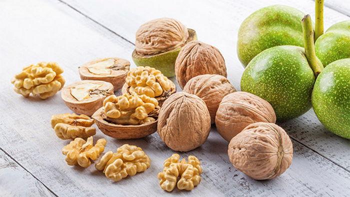 Грецкие орехи: польза, вред и кулинарное применение