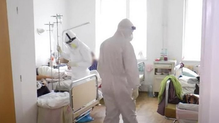 В Киеве рекорд по госпитализациям COVID-больных
