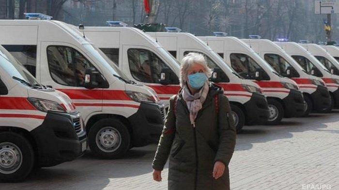 В Киеве антирекорд по коронавирусу